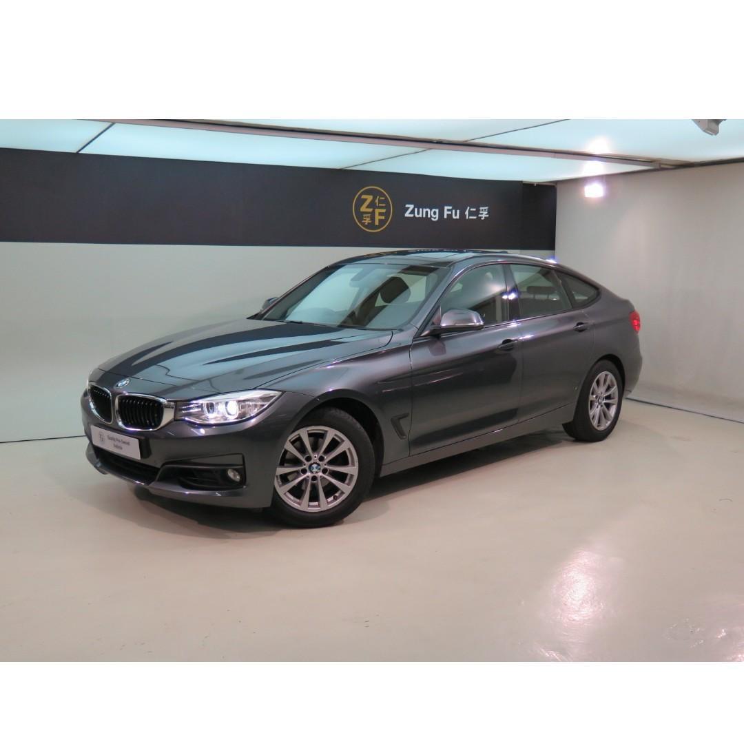 BMW 320iA Gran Turismo Executive 2014/15'