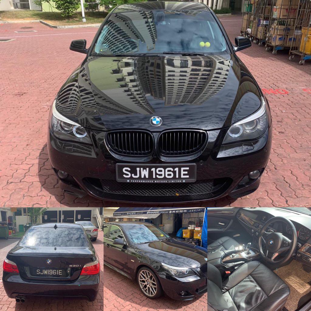 BMW 520I AUTO ABS