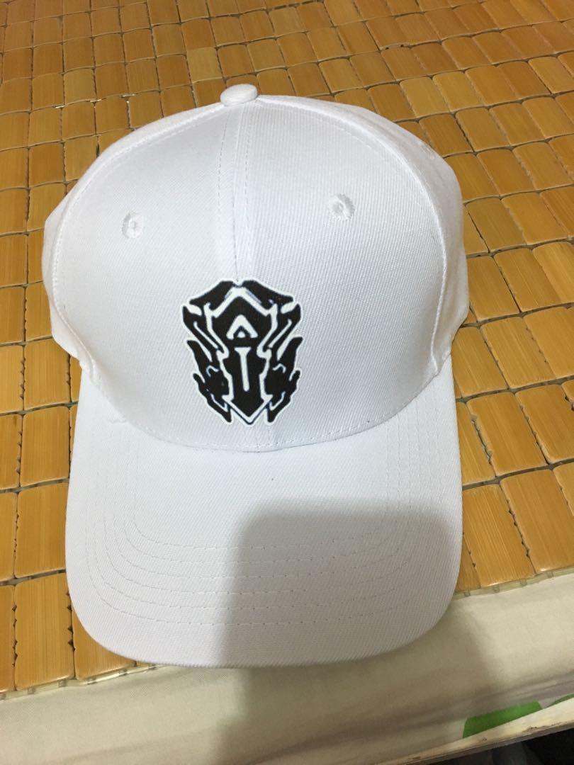 Cap帽 白色
