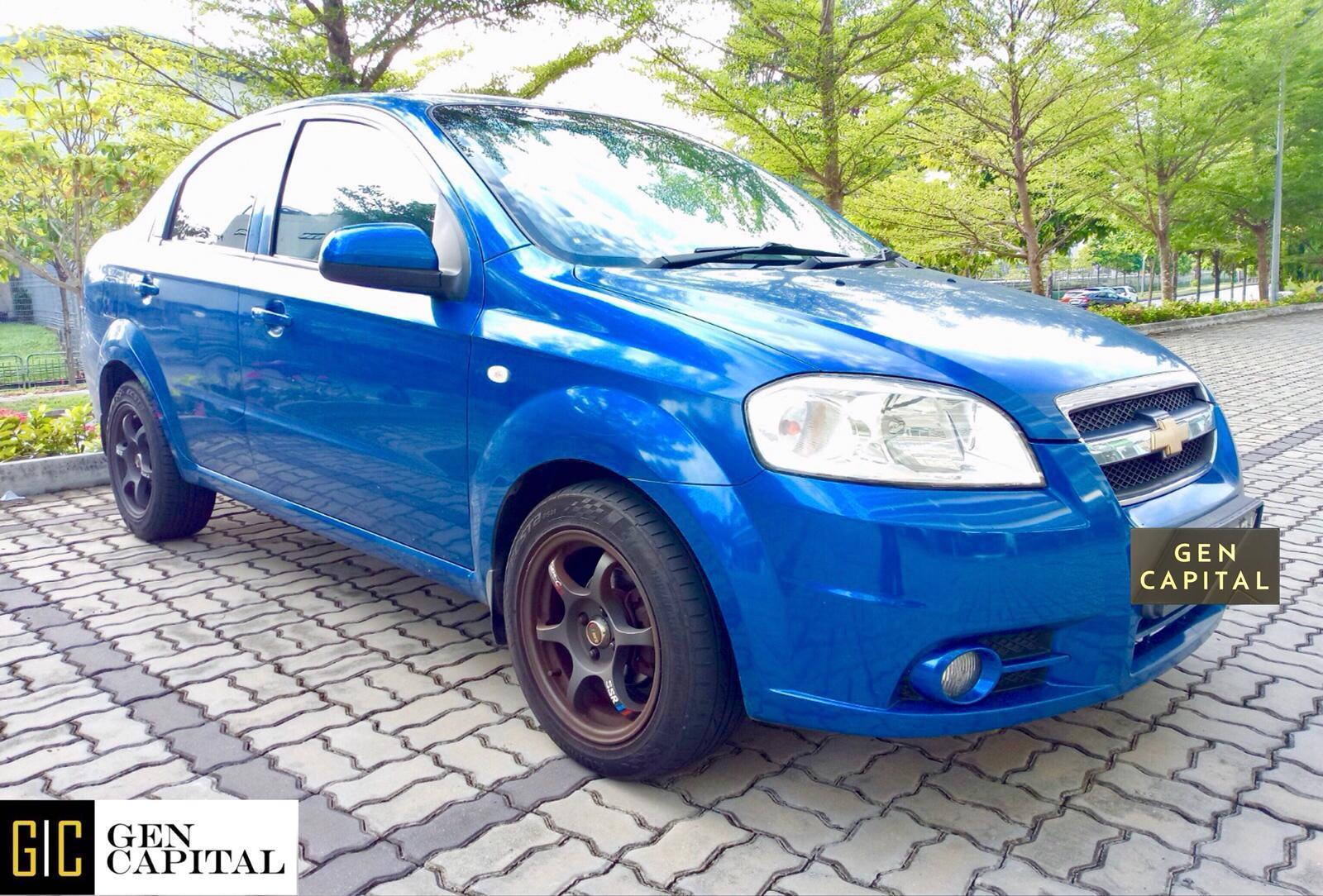 Chevrolet Aveo Sedan 1.4A *Lowest rental rates, good condition!