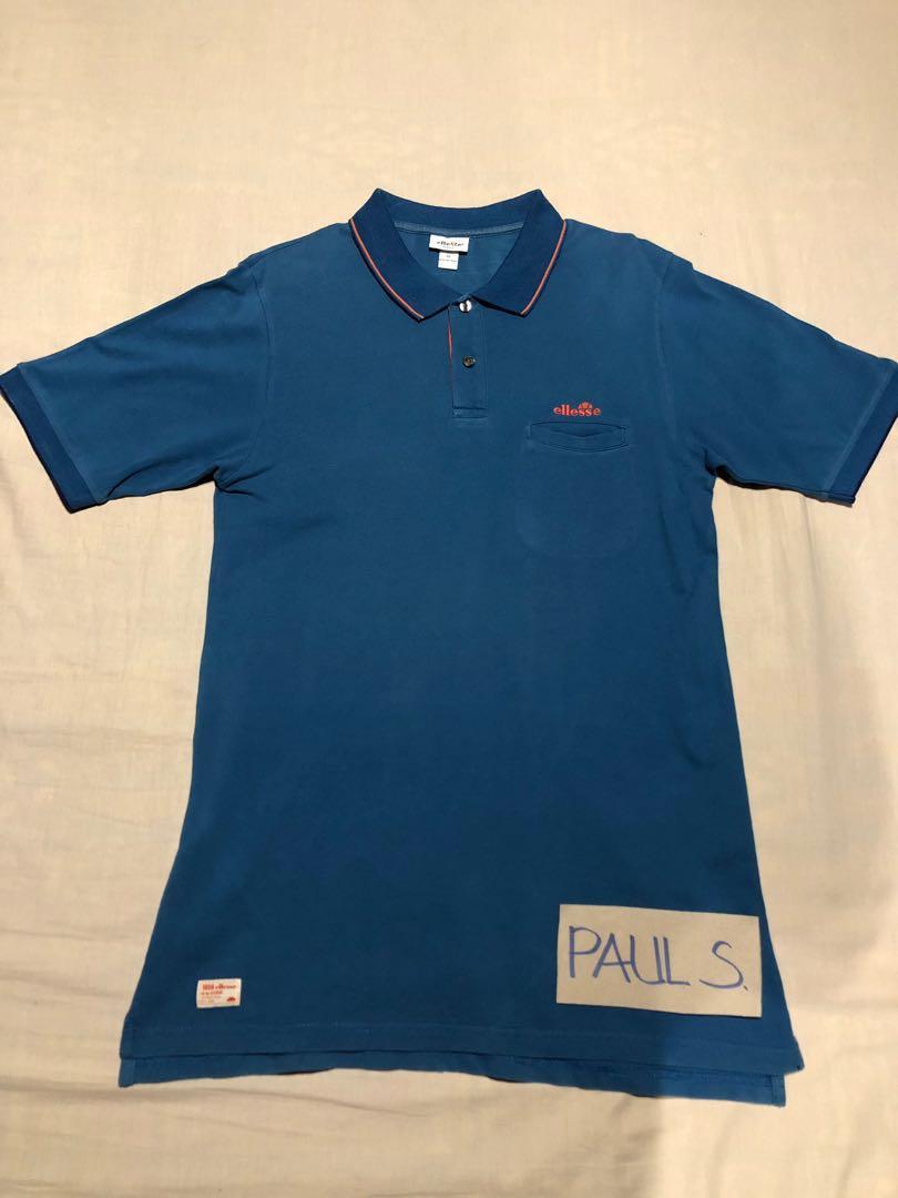 2d9661c180 Ellesse Mens Polo Shirt on Carousell