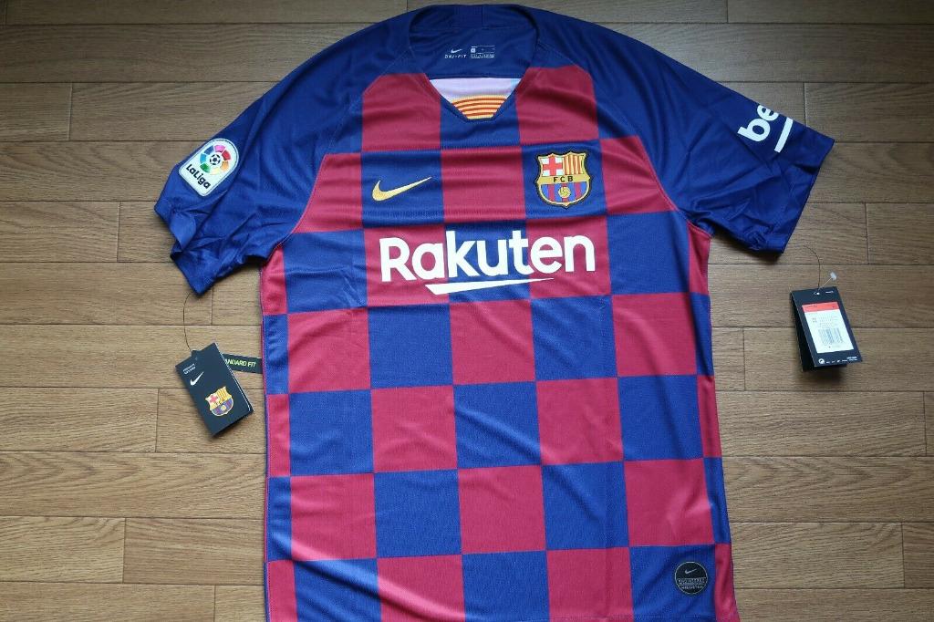 finest selection d346e dfdbd FC Barcelona 100% Original Jersey Shirt 2019/2020