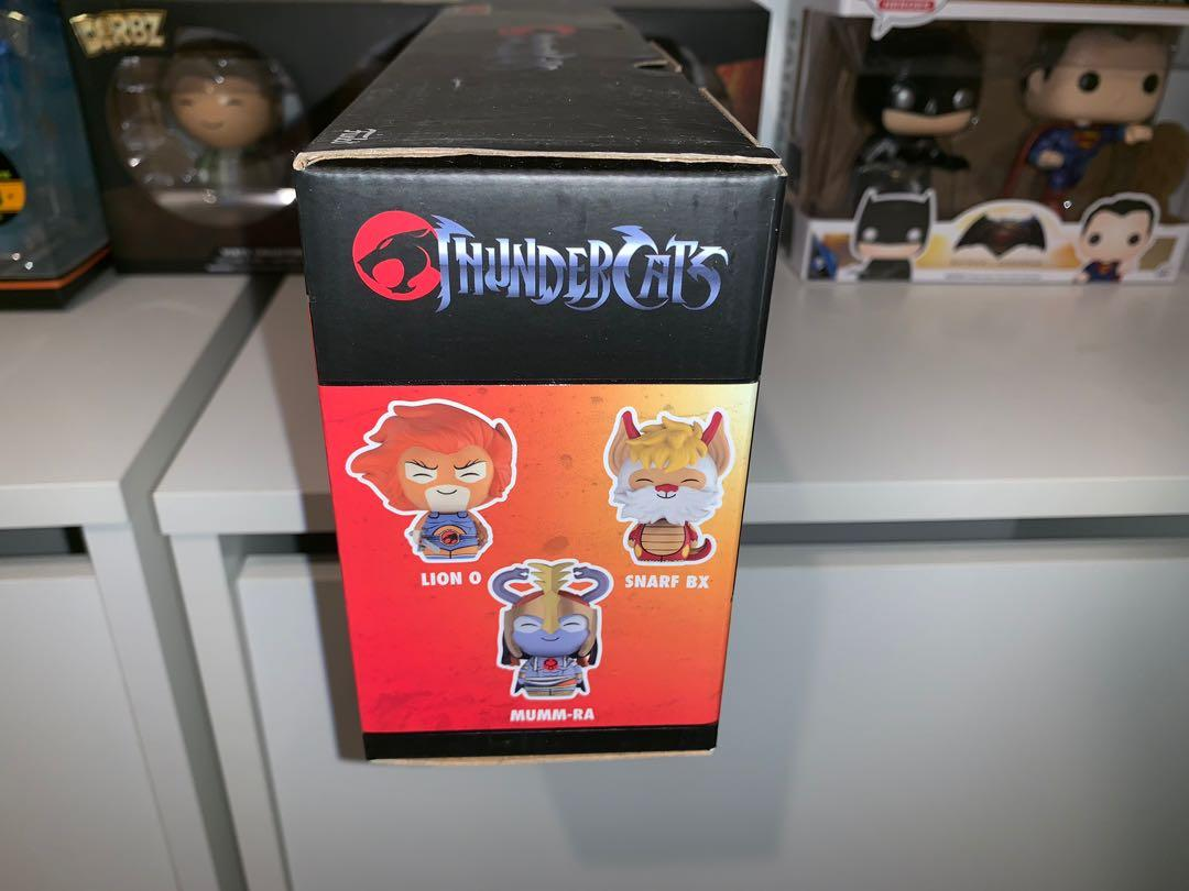 Funko Thundercats Dorbz 3 Pack Lion-O, Mumm-Ra, Snarf 2017 Fall Convention Exclusive