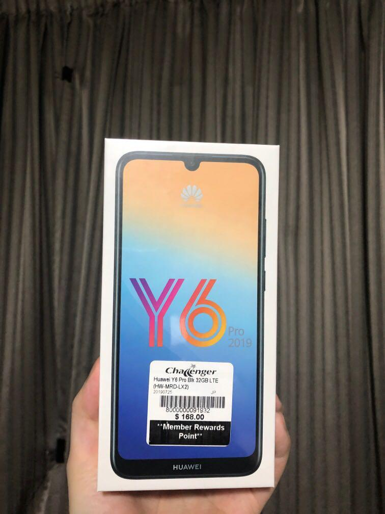 Huawei Y6 Pro 2019, Mobile Phones & Tablets, Android Phones