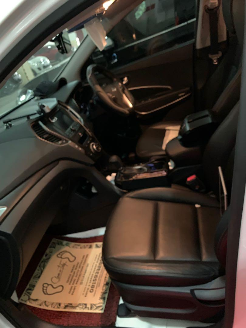 Hyundai santa fe DM gen3 limited 2018  Nik2017, pajak april2020