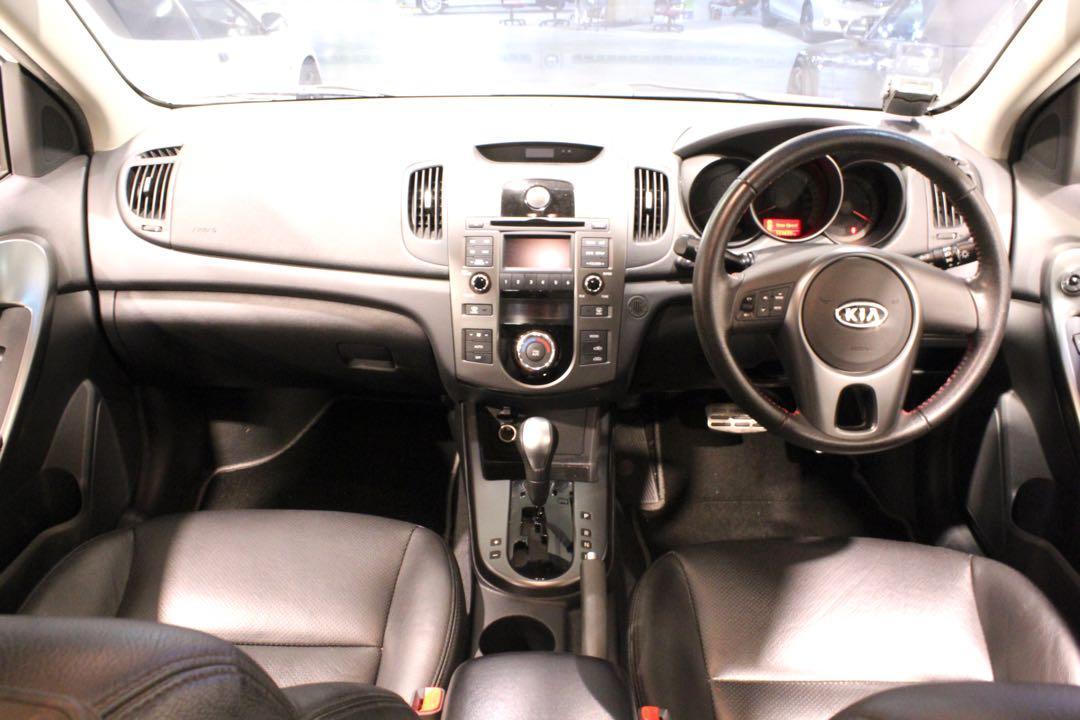 Kia Cerato Forte 1.6 SX Auto