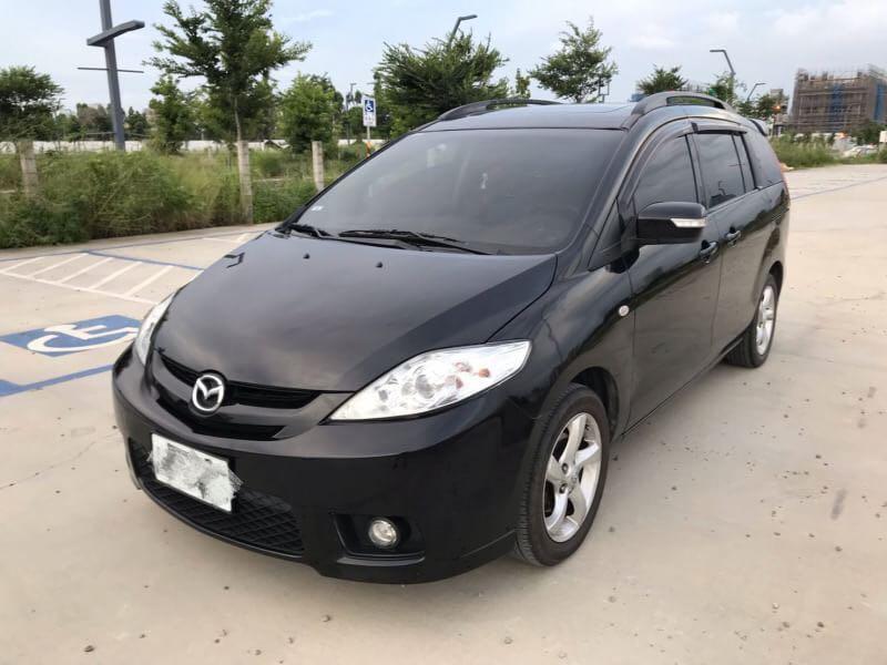 Mazda 5  2008年