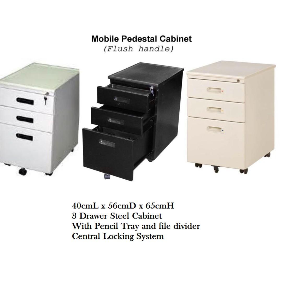 Mobile Pedestal Office Furniture