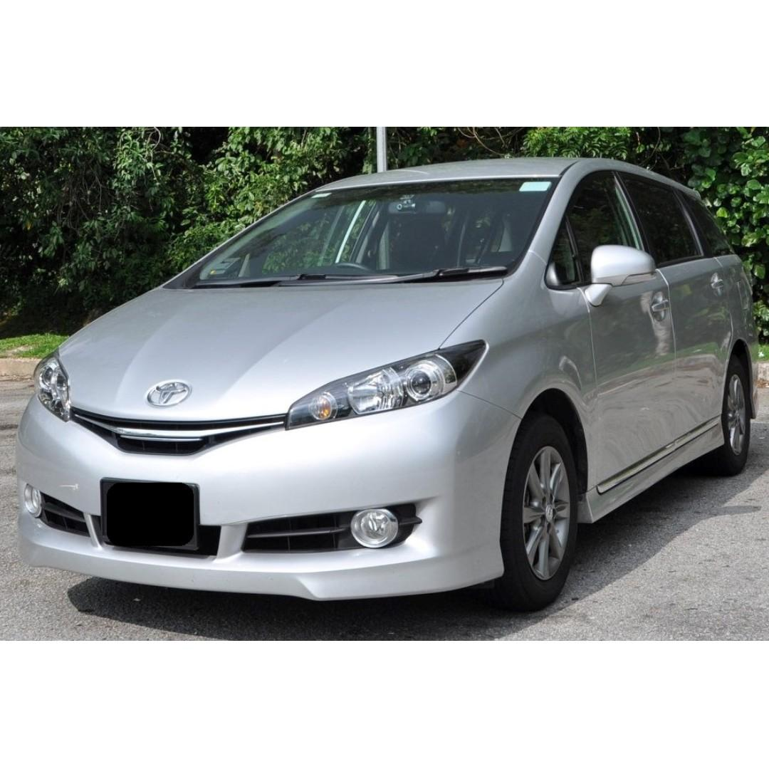 MPV for rent, Car Rental, Christmas Car Rental @ Hillview MRT