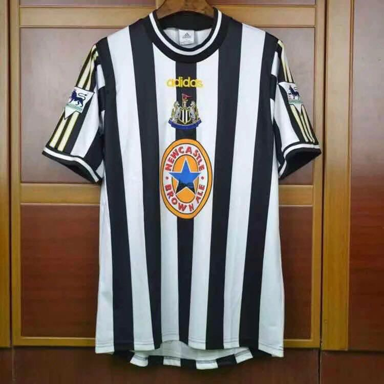 new concept 2f2b0 a1053 Newcastle United Vintage 97-99 Jersey