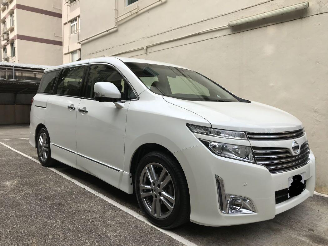 NISSAN ELGRAND 2.5 HIGHWAYSTAR 2013