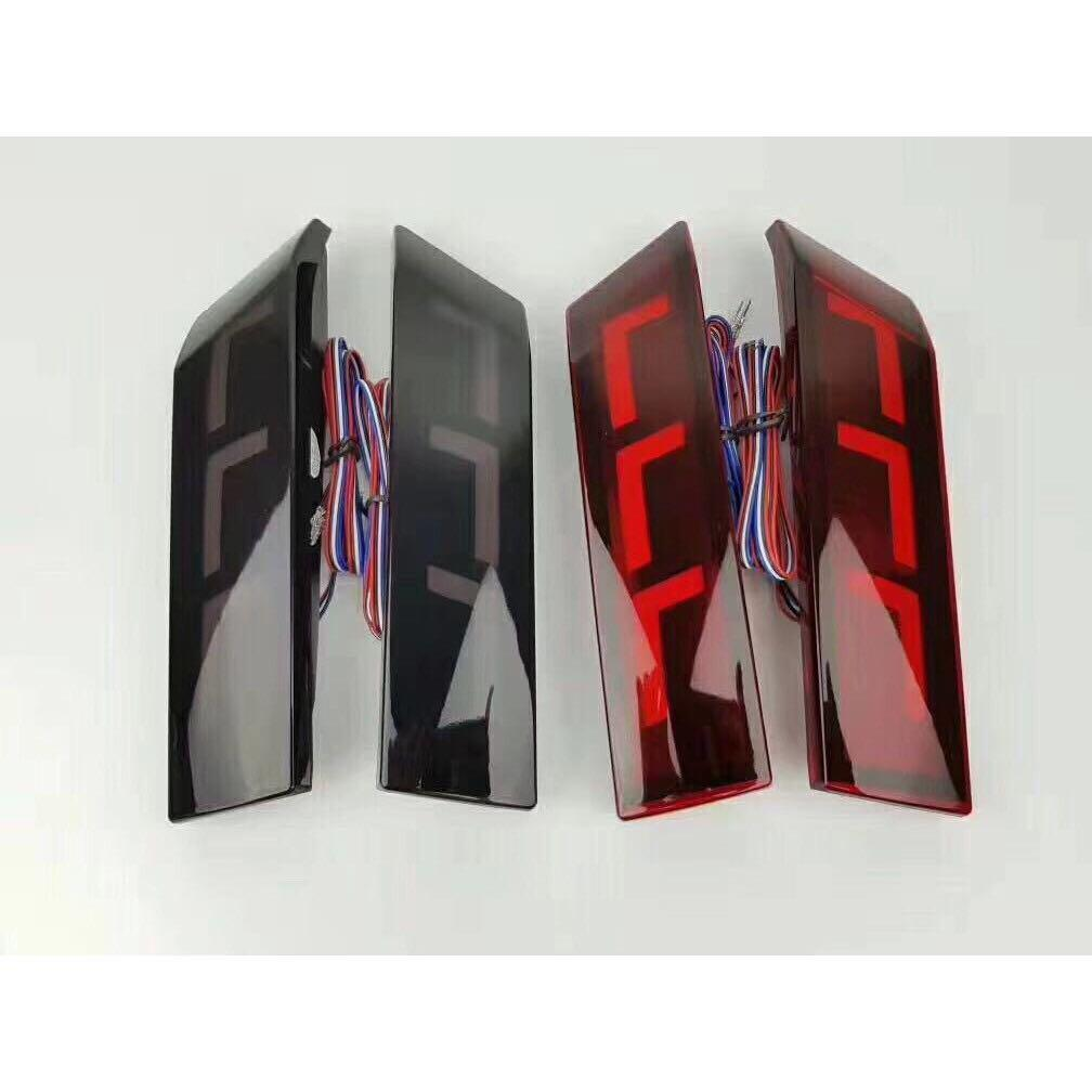 PERODUA MYVI 2018 REAR BUMPER REFLECTOR ( 3 Function ), Auto