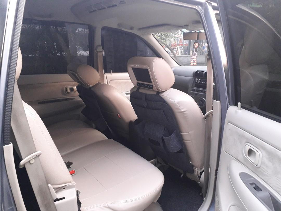 Toyota Avanza 1.3 Type G 2010 Manual pajak panjang