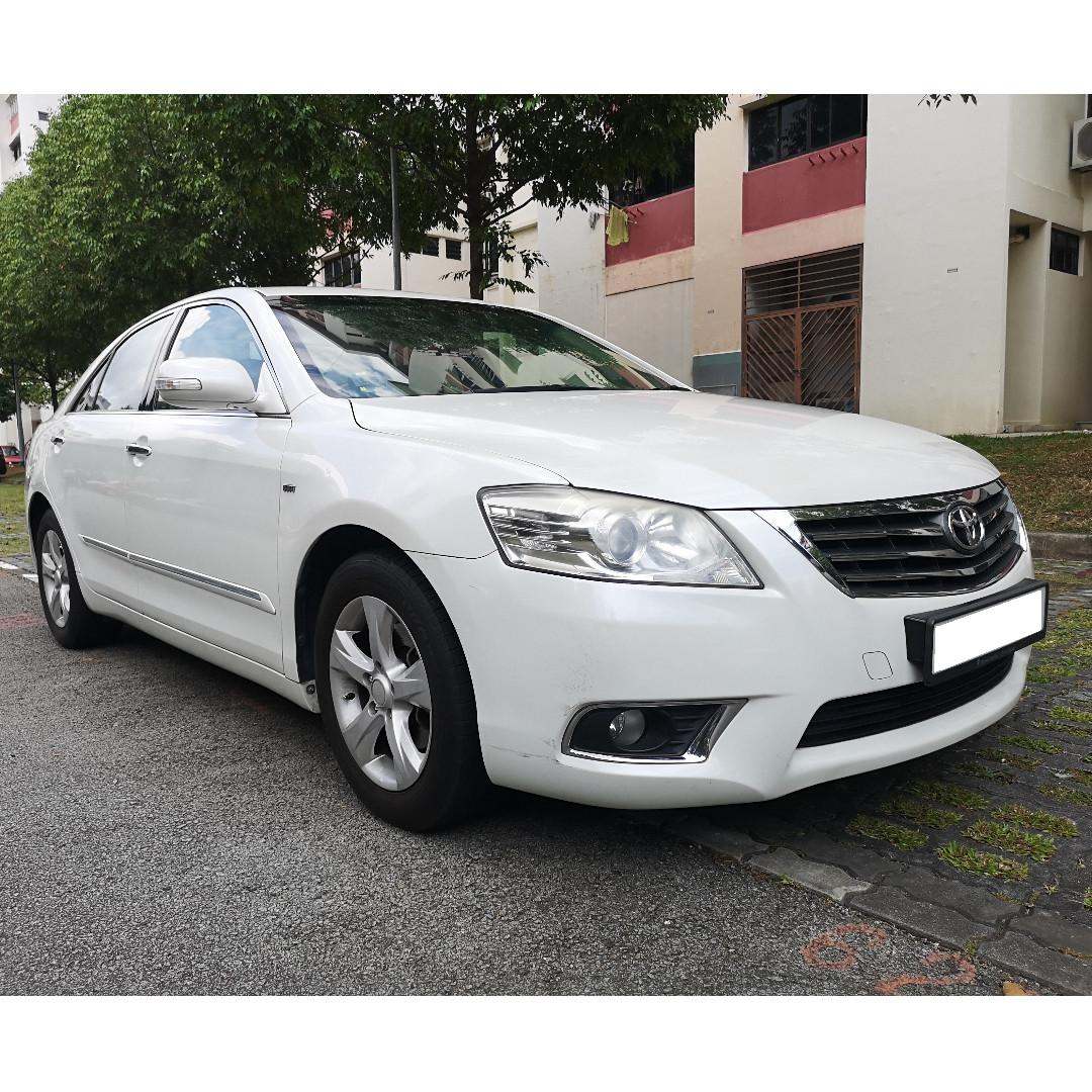 Toyota Camry 2.4A for rent Excellent condition