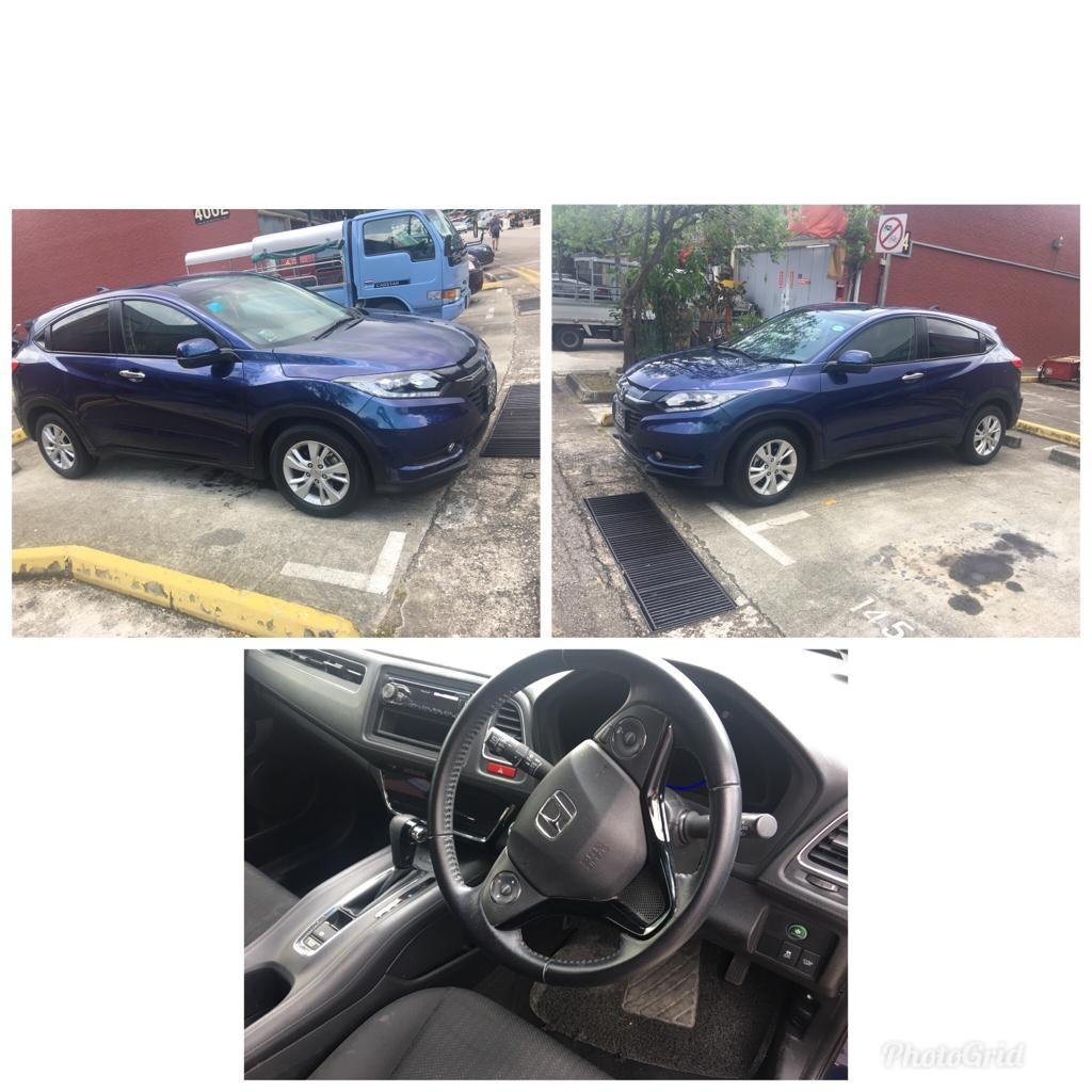 Various cars for rent