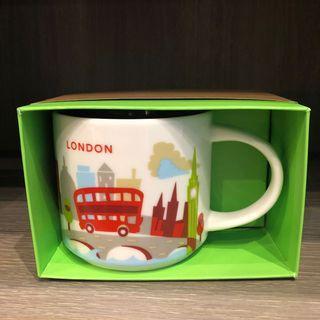 ✈️英國代購🇬🇧星巴克倫敦London城市杯🥰