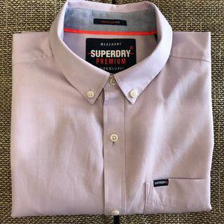 Genuine Premium SUPERDRY Long Sleeve Shirt