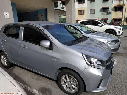 Axia auto for rental!! KL area!!!