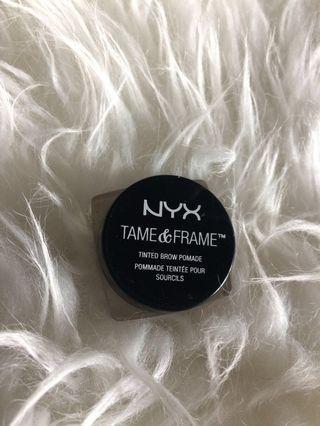 tint brow NYX