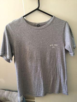 RPM tee! Size 8
