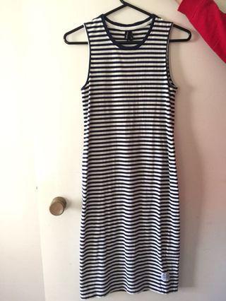 Huffer dress! Size 8