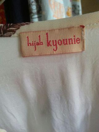Gamis hijab kyounie