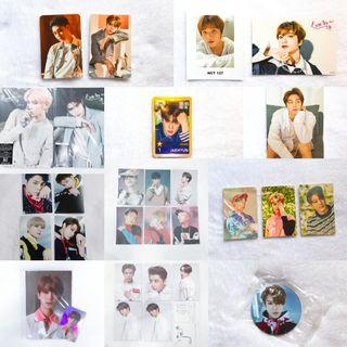 [WTS] NCT PHOTOCARDS POSTCARDS