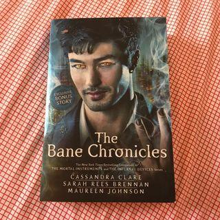 The Bane Chronicles (Mortal Instruments) by Cassandra Clare