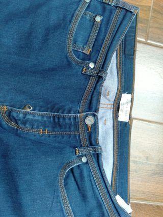Celana Jeans Zara original size 32