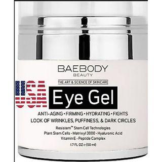 The Most Effective Eye Cream for Dark Circles, Wrinkles, Puffiness and Bags - The Most Effective Anti-Aging Eye Gel for Under and Around Eyes - Eye cream