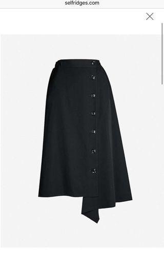 Y's 黑色長裙