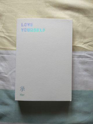 BTS LOVE YOURSELF: HER