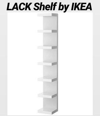 Lack Shelf by IKEA
