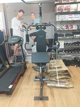 Alat Fitness homegym (kredit)