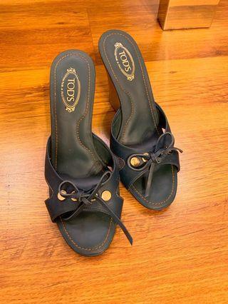 Tod's 楔形 涼鞋