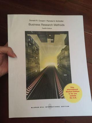 Business Research Methods, 12th edition. McGraw Hill
