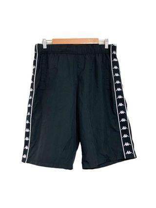 古著kappa經典串標logo運動短褲