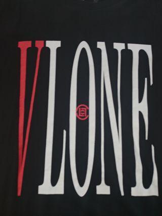 Vlone X Clot Tee Red/Black