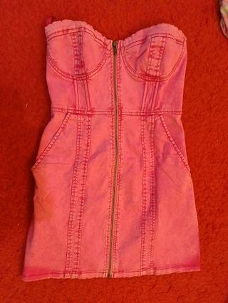 dress pinky jeans