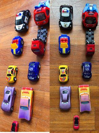 🚚 Toy cars