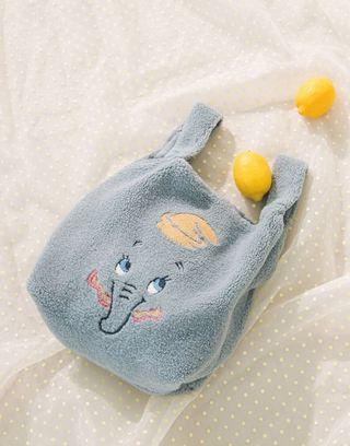迪士尼小飛象QQ包手提袋