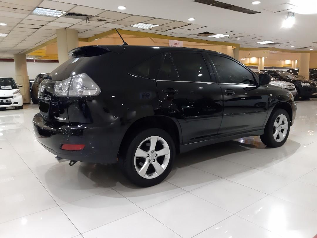 2004 Toyota HARRIER 3.0 type Paling BIASA.Non AIRSUS,Non SUNROOF,Nopol B-DKI Jakarta Pusat.Unit Kondisi PRIMA