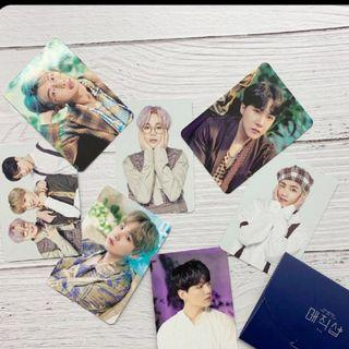 BTS 5th muster photocards