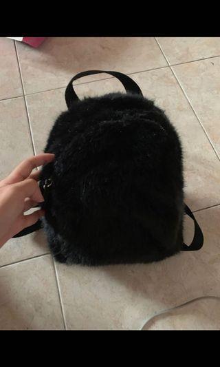 Backpack Black Primark