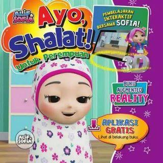 Buku ajaib ayo shalat bbw