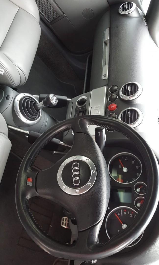 Audi TT Roadster 1.8 quattro Manual