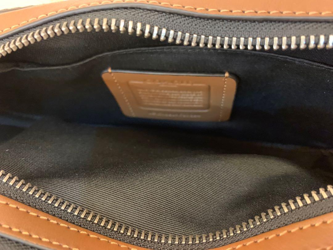 Authentic coach men chest bag 37594 coach graham packn