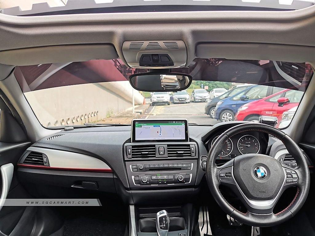 BMW 118i 5-Dr Sport Auto
