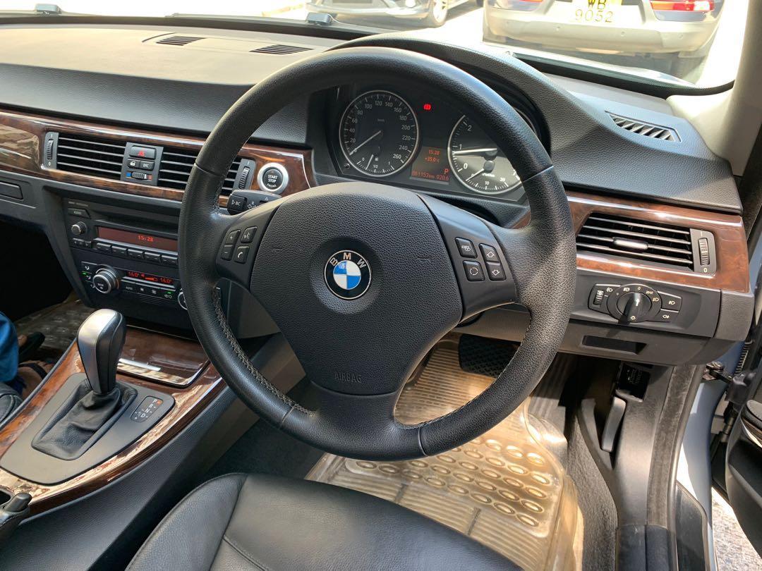 BMW 320I (1991cc) 2008