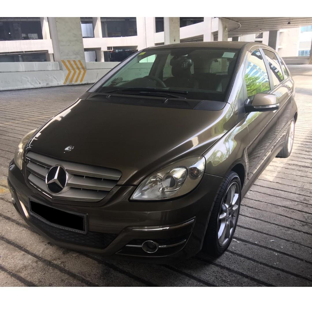 Conti Car and Estima for rent